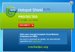 Hotspot Shield Elite 7 12 Crack With Keygen 2018 Full