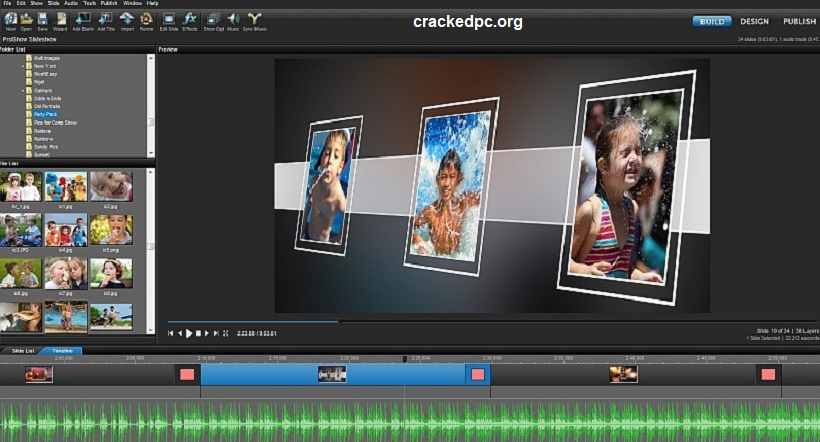 ProShow Producer 9 0 3797 Crack With Registration Key Free Download